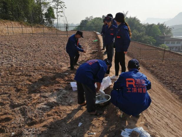 江安县增减挂钩二期二段项目土壤修复项目